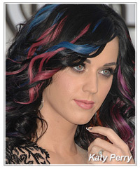 Hair color trends to try thehairstyler katy perry hairstyles urmus Image collections